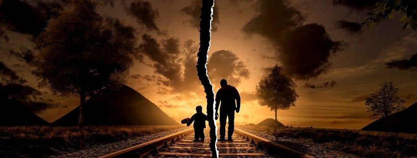 Ohne Vater: Wie du die negativen Folgen minimierst