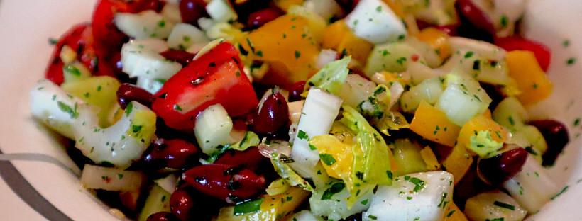 Gesund, lecker und schnell: Dein Salatrezept für jeden Tag